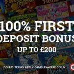 Millionaire Casino Welcome Bonus
